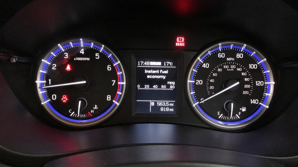 Suzuki SX4 S-Cross 1.4 Boosterjet 48V Hybrid SZ5 ALLGRIP 5dr image 14