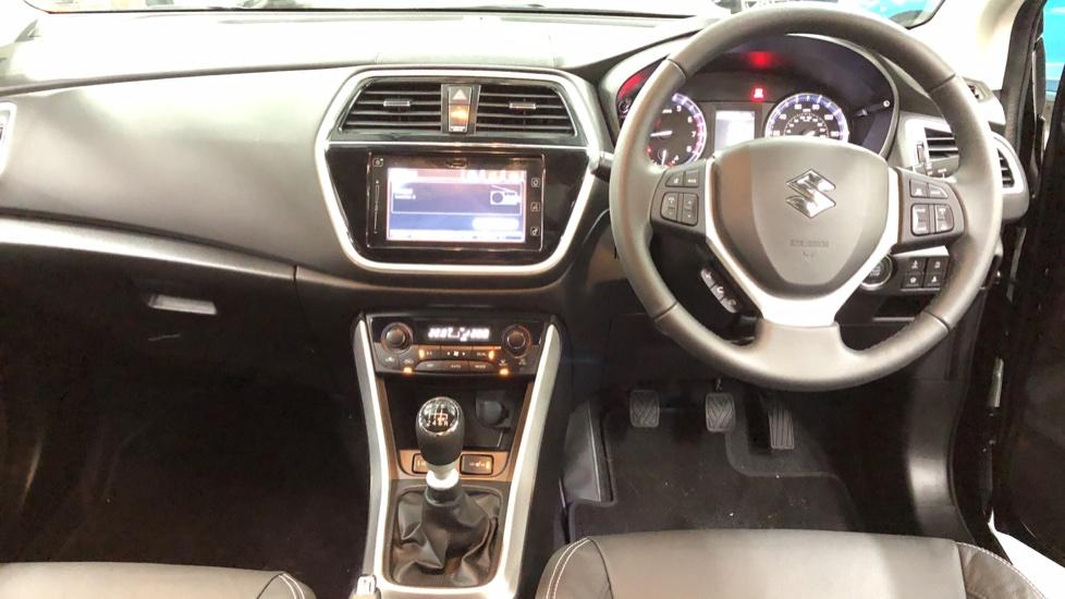 Suzuki SX4 S-Cross 1.4 Boosterjet 48V Hybrid SZ5 ALLGRIP 5dr image 24