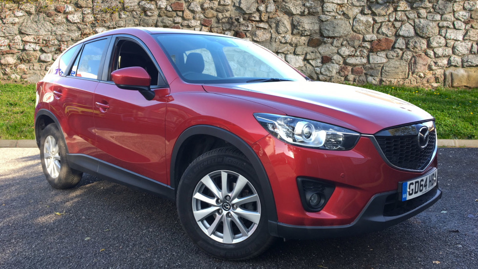 Mazda CX-5 2.0 SE-L Nav 5dr Estate (2015) image