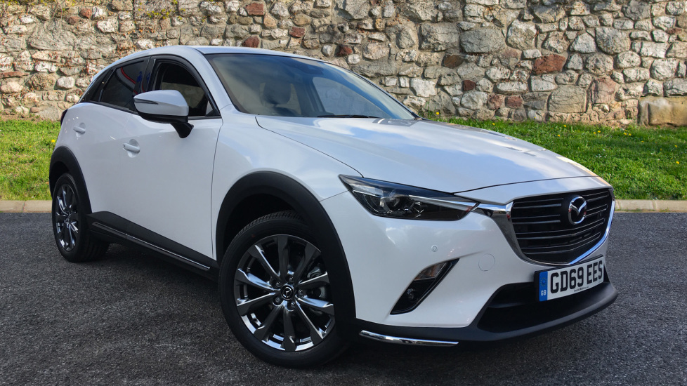 Mazda CX-3 2.0 Sport Nav + 5dr - Heated Seats, Sat Nav, Reverse Cam & Cruise Control Hatchback (2019) available from County Motor Works Vauxhall thumbnail image