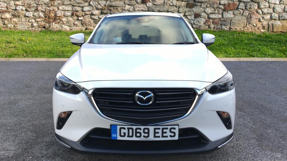 Mazda CX-3 2.0 Sport Nav + 5dr - Heated Seats, Sat Nav, Reverse Cam & Cruise Control image 2
