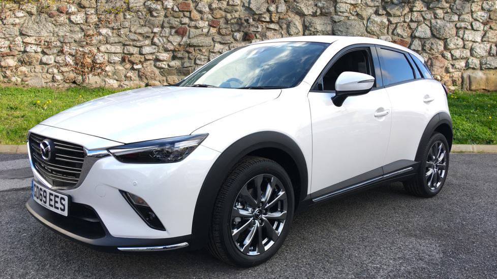 Mazda CX-3 2.0 Sport Nav + 5dr - Heated Seats, Sat Nav, Reverse Cam & Cruise Control image 3