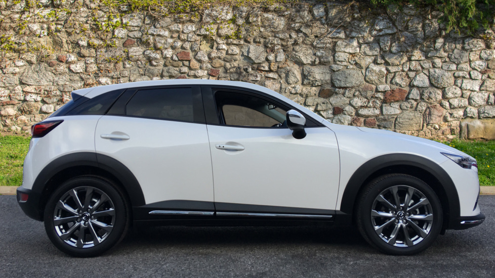 Mazda CX-3 2.0 Sport Nav + 5dr - Heated Seats, Sat Nav, Reverse Cam & Cruise Control image 4