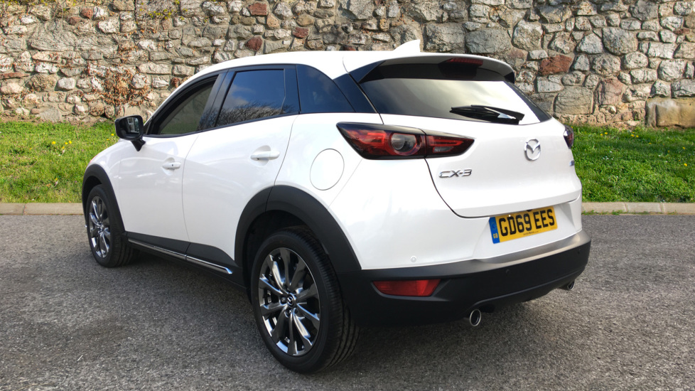 Mazda CX-3 2.0 Sport Nav + 5dr - Heated Seats, Sat Nav, Reverse Cam & Cruise Control image 7