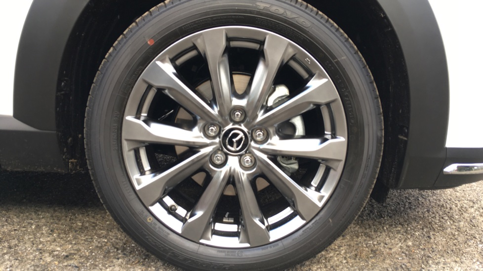 Mazda CX-3 2.0 Sport Nav + 5dr - Heated Seats, Sat Nav, Reverse Cam & Cruise Control image 8