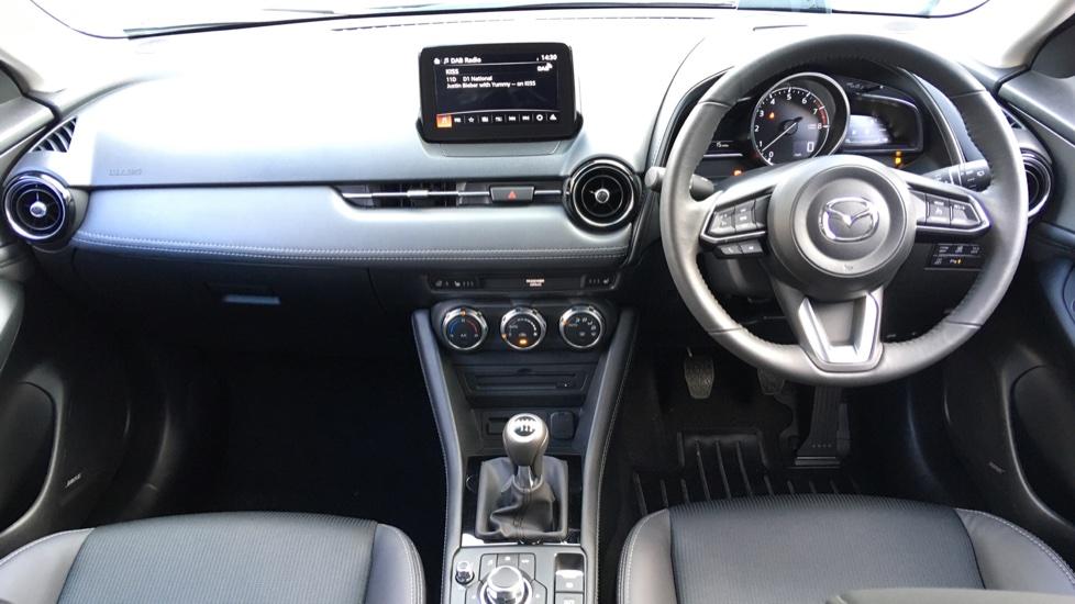 Mazda CX-3 2.0 Sport Nav + 5dr - Heated Seats, Sat Nav, Reverse Cam & Cruise Control image 11