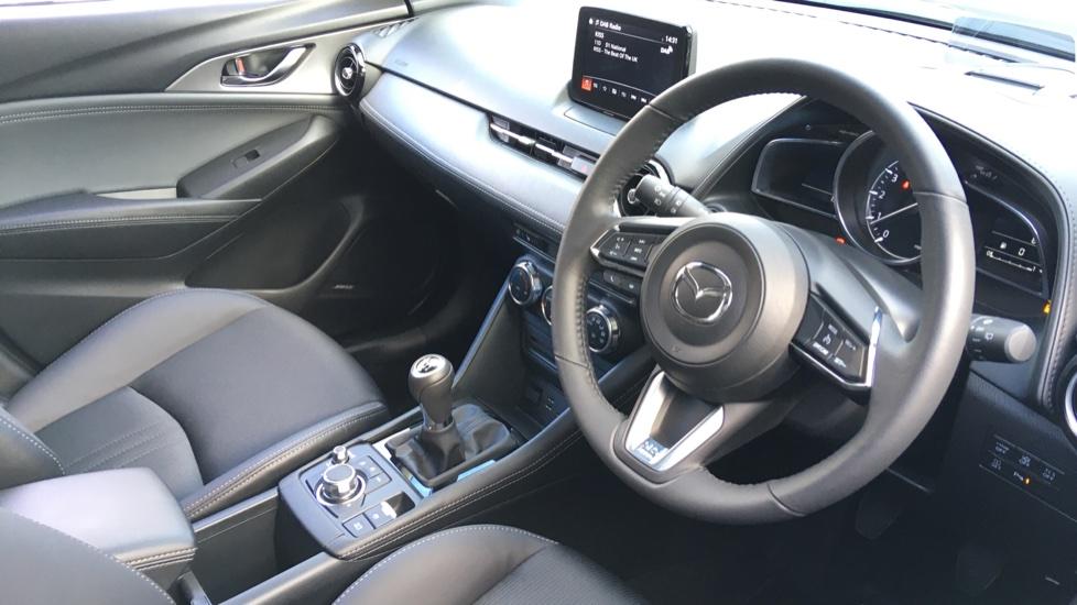 Mazda CX-3 2.0 Sport Nav + 5dr - Heated Seats, Sat Nav, Reverse Cam & Cruise Control image 12