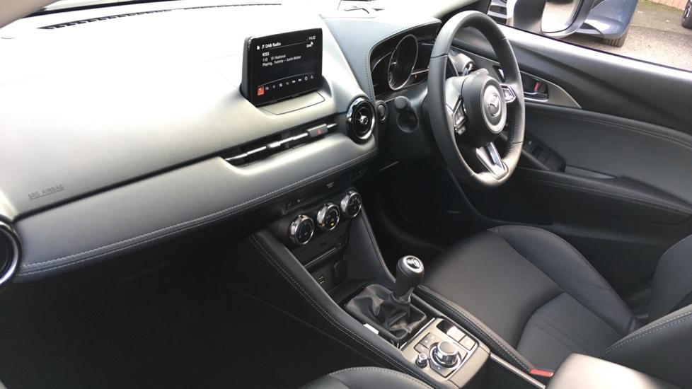 Mazda CX-3 2.0 Sport Nav + 5dr - Heated Seats, Sat Nav, Reverse Cam & Cruise Control image 13