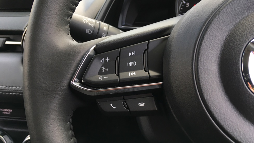Mazda CX-3 2.0 Sport Nav + 5dr - Heated Seats, Sat Nav, Reverse Cam & Cruise Control image 17