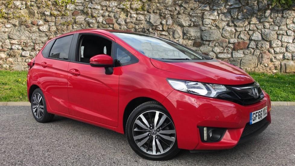 Honda Jazz 1.3 EX Navi 5dr Hatchback (2016)
