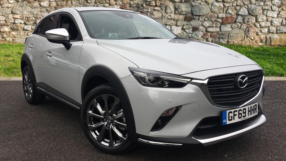 Mazda CX-3 2.0 GT Sport Nav + 5dr Hatchback (2019) image