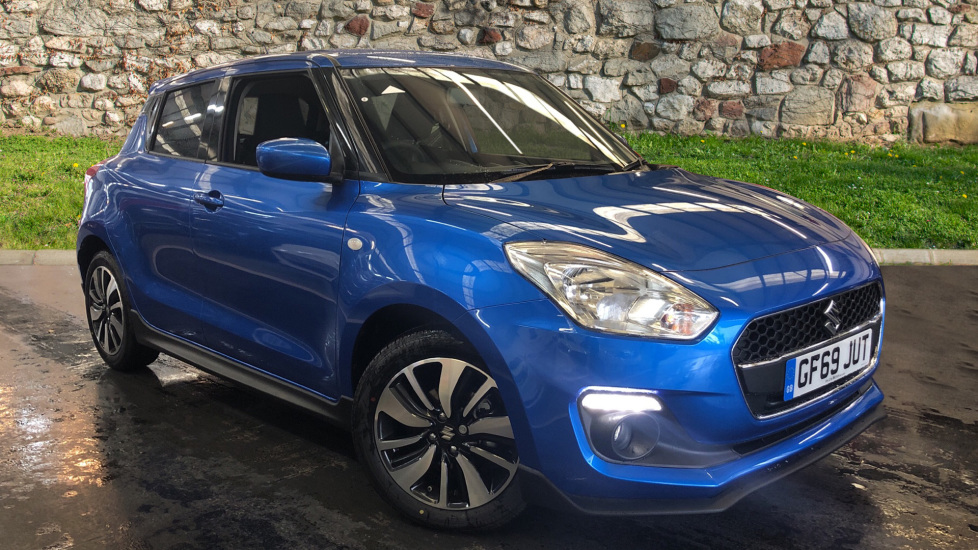 Suzuki Swift 1.2 Dualjet Attitude 5 door Hatchback (2019)