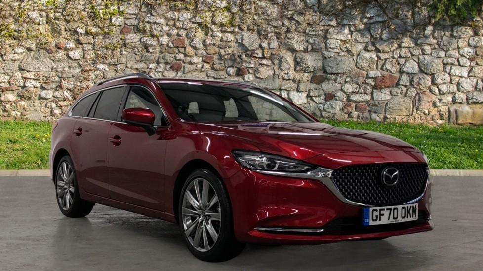 Mazda 6 2.5 GT Sport Nav+ 5dr Automatic Estate (2020) image