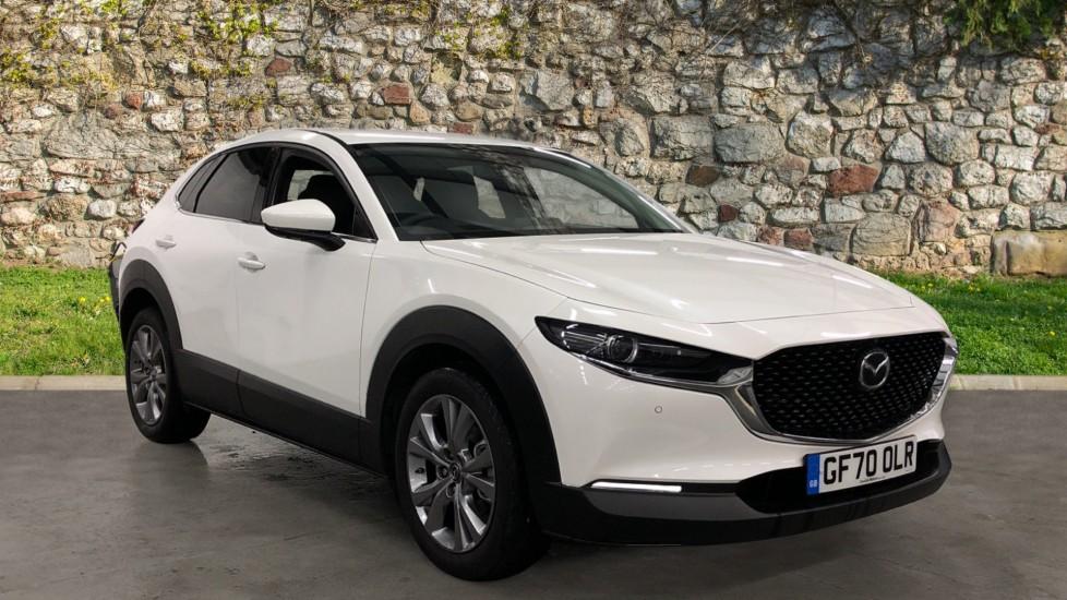Mazda CX-30 2.0 Skyactiv-G MHEV GT Sport Tech 5dr Hatchback (2020)