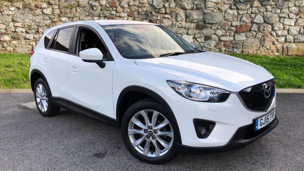 Mazda CX-5 2.0 Sport Nav 5dr 2 door Estate (2015)