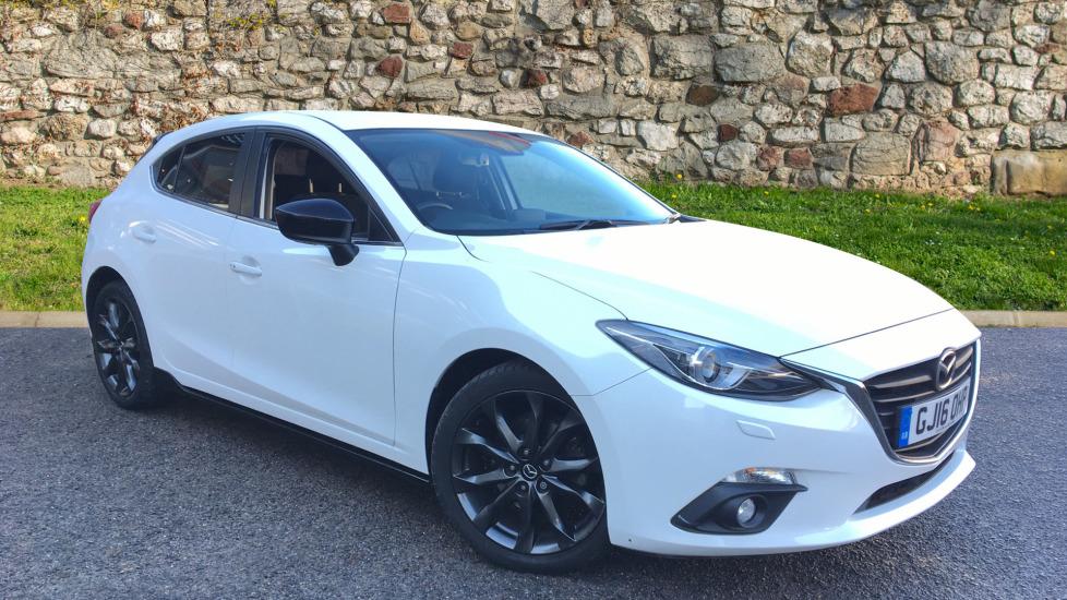 Mazda 3 2.0 Sport Black 5dr Hatchback (2016)