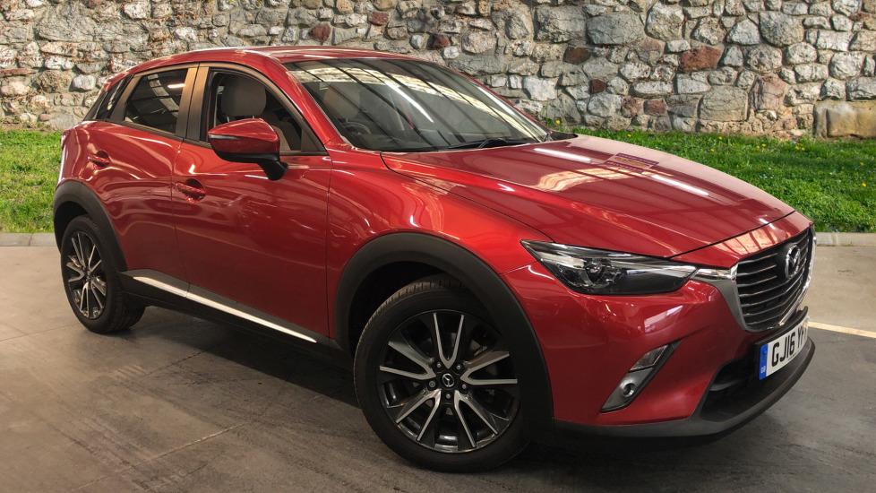 Mazda CX-3 2.0 Sport Nav Automatic 5 door Hatchback (2016)