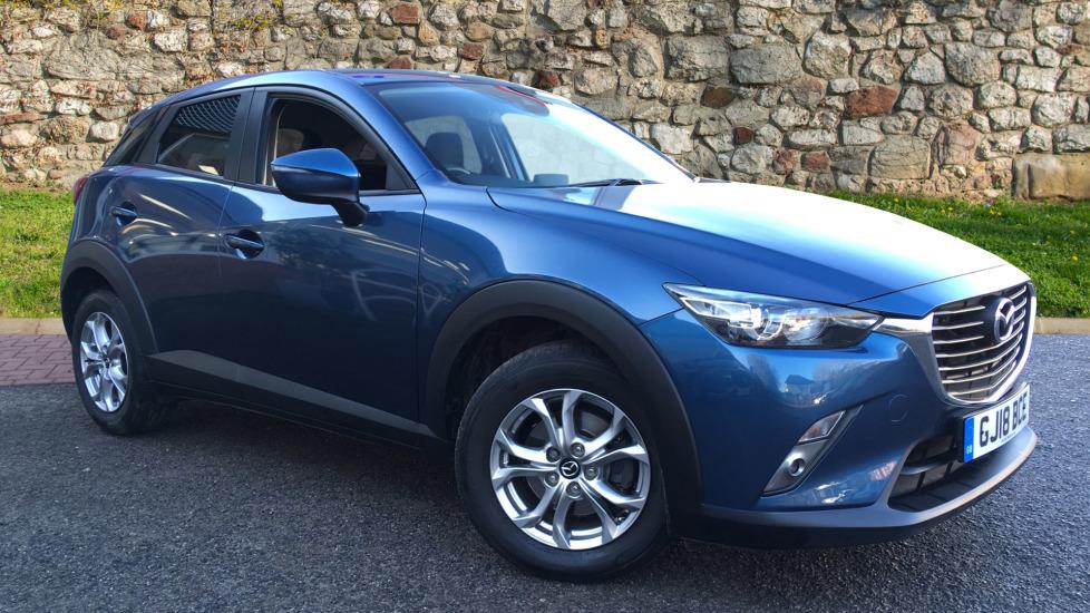 Mazda CX-3 1.5d SE-L Nav 5dr Diesel Hatchback (2018) image