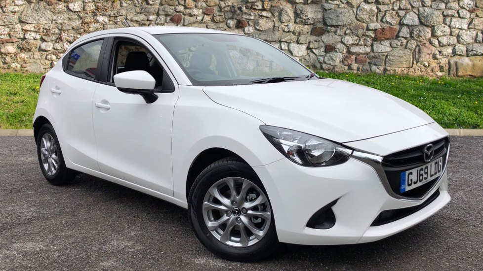 Mazda 2 1.5 75 SE+ 5 door Hatchback (2019)