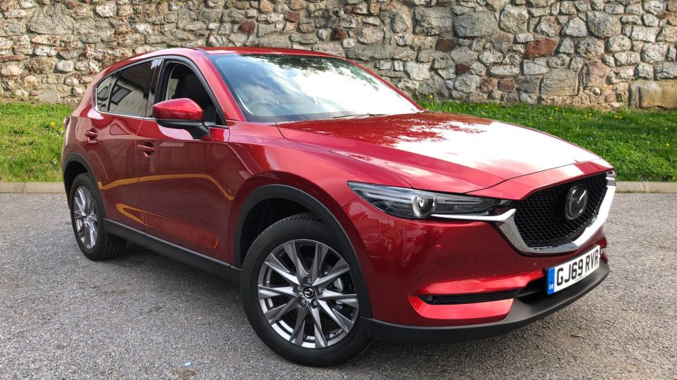 Mazda CX-5 2.0 Sport Nav 5dr Estate (2019)