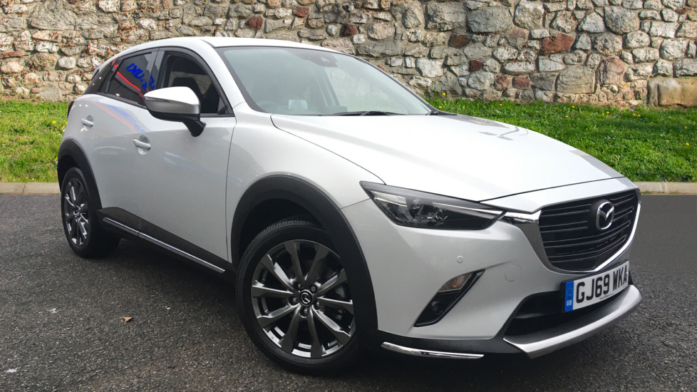 Mazda CX-3 2.0 GT Sport Nav +  5 door Hatchback (2019) available from Oldham Motors Citroen, Fiat and Jeep thumbnail image