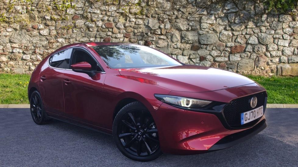 Mazda 3 2.0 Skyactiv X MHEV Sport Lux 5dr - Reverse Camera, Sat Nav & Adaptive Cruise Control Hatchback (2020)