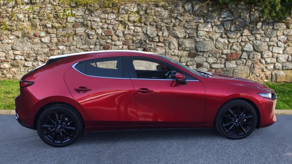 Mazda 3 2.0 Skyactiv X MHEV Sport Lux 5dr - Reverse Camera, Sat Nav & Adaptive Cruise Control image 4