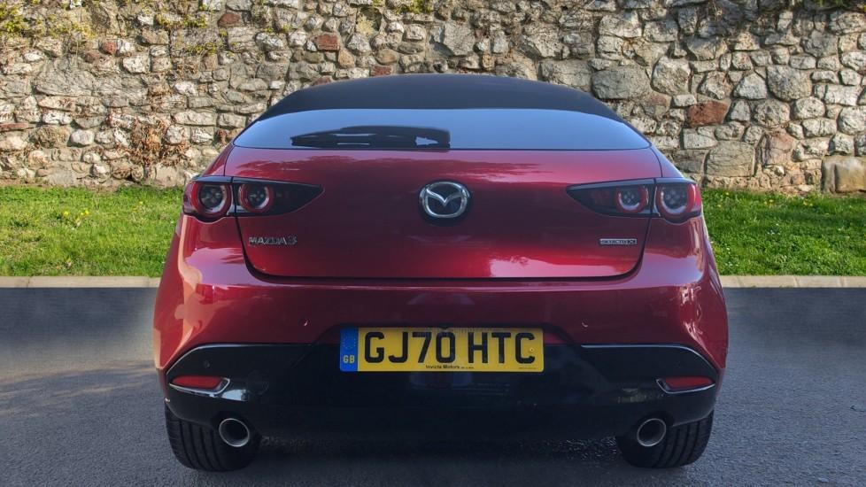 Mazda 3 2.0 Skyactiv X MHEV Sport Lux 5dr - Reverse Camera, Sat Nav & Adaptive Cruise Control image 6