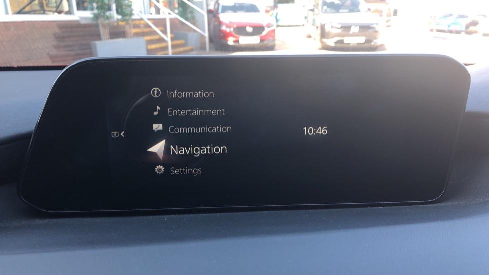 Mazda 3 2.0 Skyactiv X MHEV Sport Lux 5dr - Reverse Camera, Sat Nav & Adaptive Cruise Control image 15