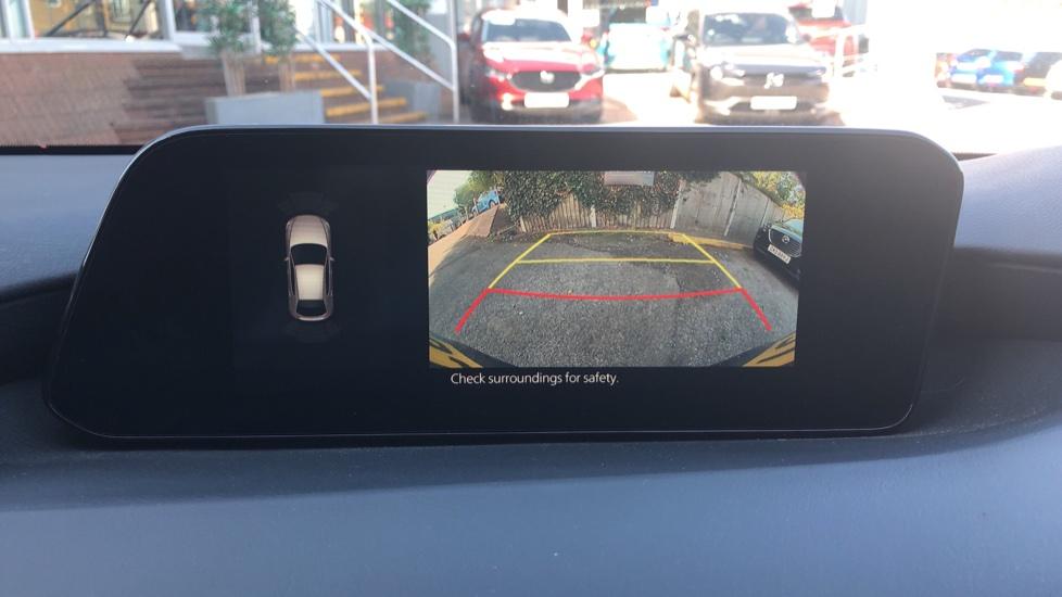 Mazda 3 2.0 Skyactiv X MHEV Sport Lux 5dr - Reverse Camera, Sat Nav & Adaptive Cruise Control image 21