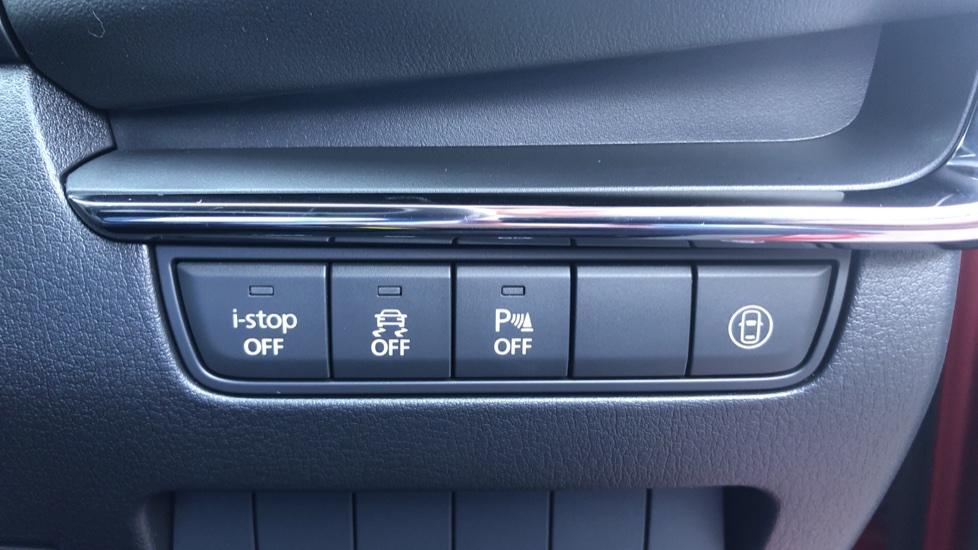 Mazda 3 2.0 Skyactiv X MHEV Sport Lux 5dr - Reverse Camera, Sat Nav & Adaptive Cruise Control image 24