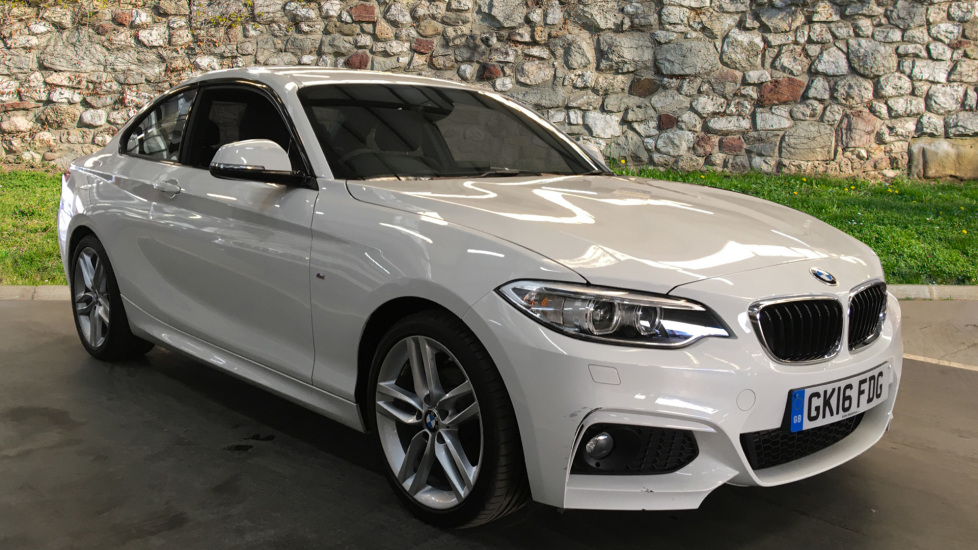 BMW 2 Series 218i M Sport 2dr 1.5 Coupe (2016)