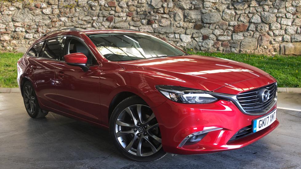 Mazda 6 Saloon MAZDA 6 2.2d Sport Nav 5dr Estate Diesel Saloon (2017)