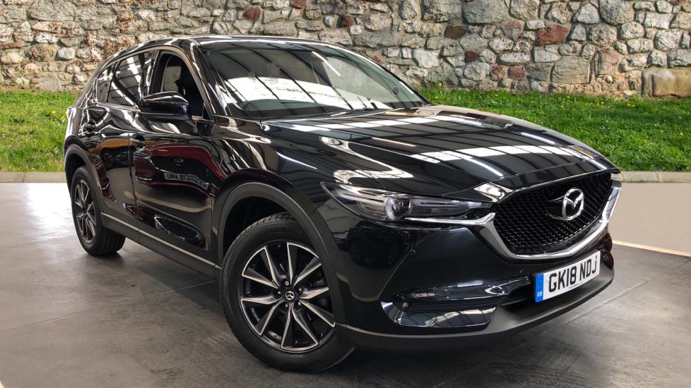 Mazda CX-5 2.0 Sport Nav 5dr Estate (2018) image