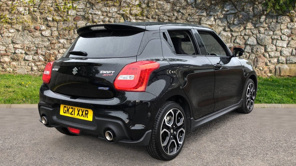 Suzuki Swift 1.4 Boosterjet 48V Hybrid Sport 5dr - Reverse Camera, Parking Sensors & Bluetooth image 5