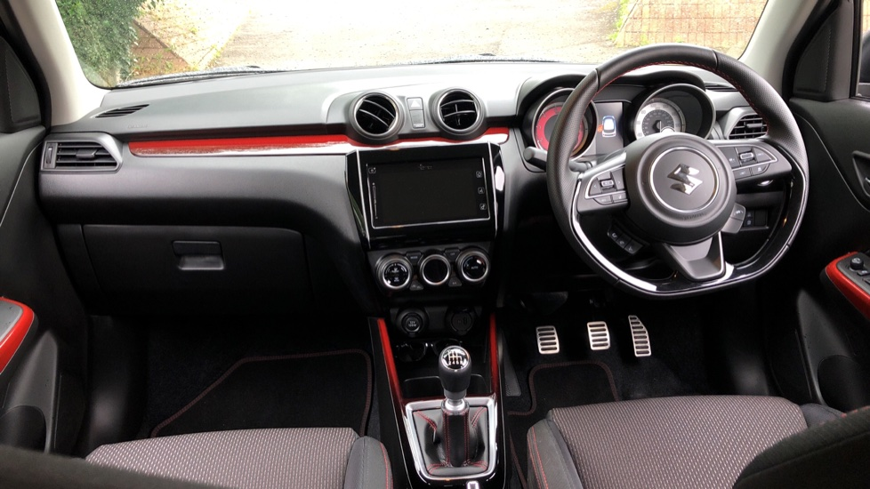 Suzuki Swift 1.4 Boosterjet 48V Hybrid Sport 5dr - Reverse Camera, Parking Sensors & Bluetooth image 10