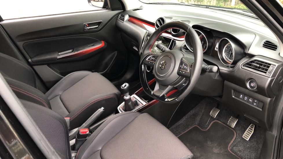 Suzuki Swift 1.4 Boosterjet 48V Hybrid Sport 5dr - Reverse Camera, Parking Sensors & Bluetooth image 18