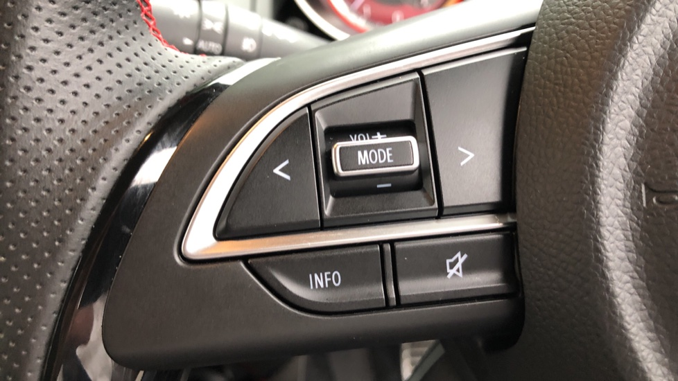 Suzuki Swift 1.4 Boosterjet 48V Hybrid Sport 5dr - Reverse Camera, Parking Sensors & Bluetooth image 20