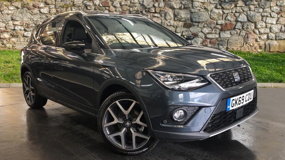 SEAT Arona 1.0 TSI 115 Xcellence Lux [EZ] 5dr Hatchback (2019)