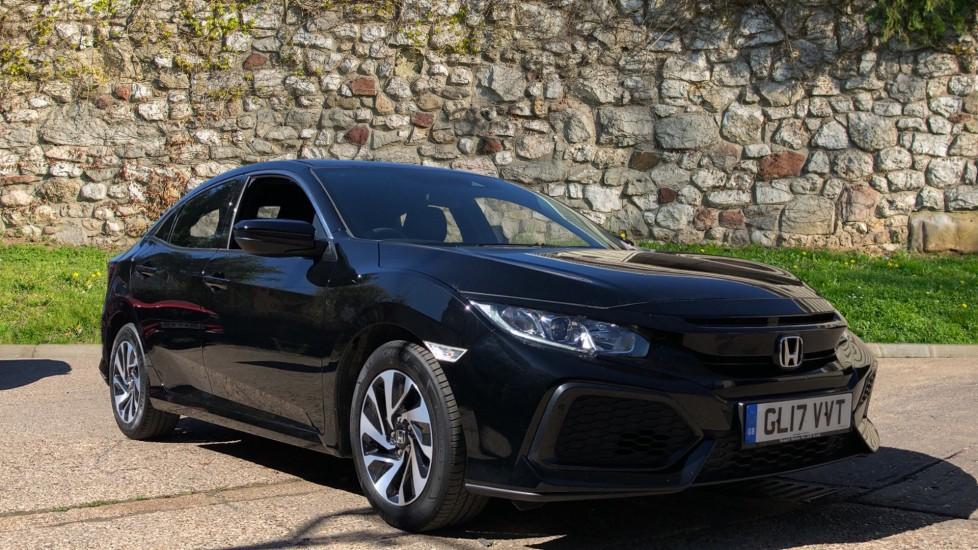 Honda Civic 1.0 VTEC Turbo SE CVT Automatic 5 door Hatchback (2017)