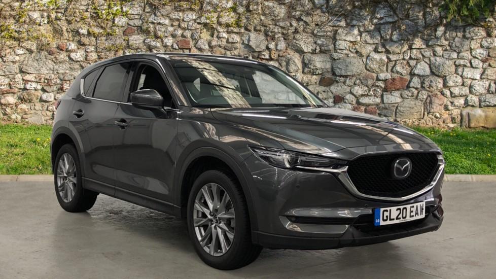 Mazda CX-5 2.2d Sport 5dr Diesel Estate (2020) image