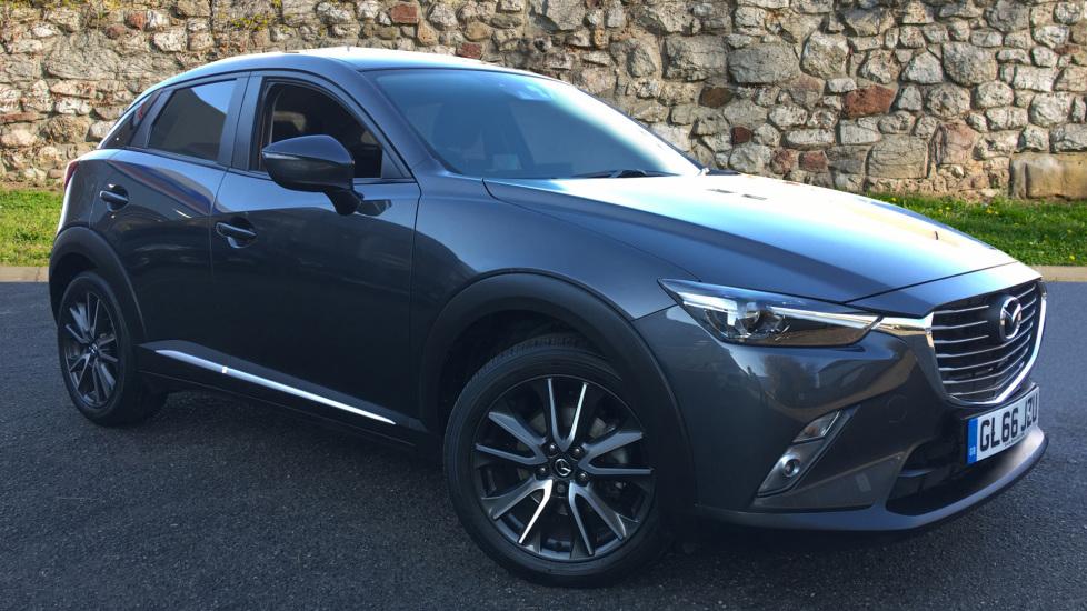Mazda CX-3 2.0 Sport Nav 5dr Hatchback (2016) image
