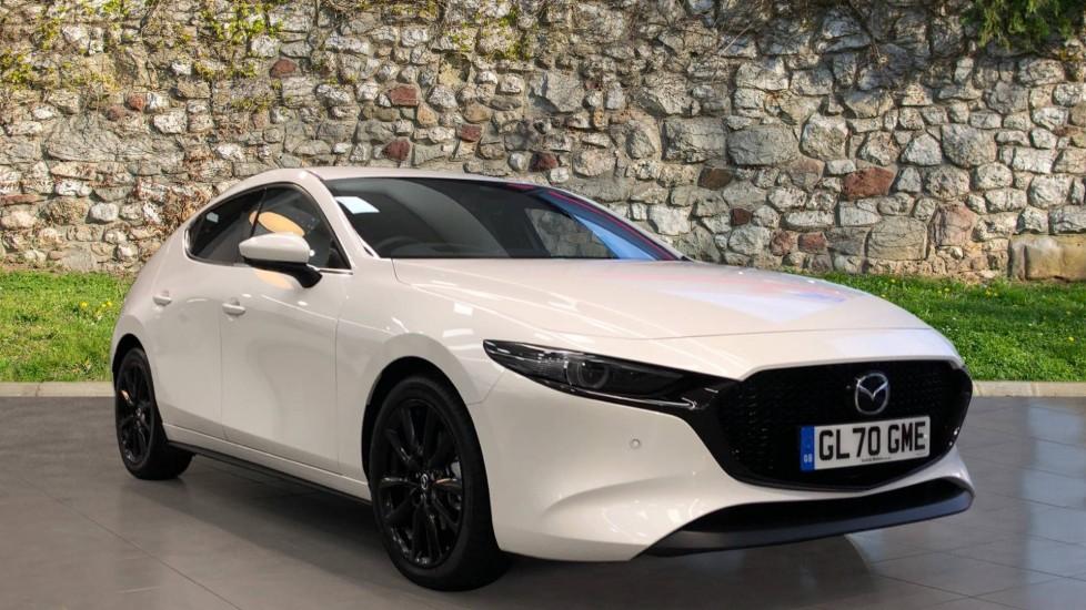 Mazda 3 Hatchback 2.0 Skyactiv-X MHEV GT Sport Tech 5dr Hatchback (2020) image
