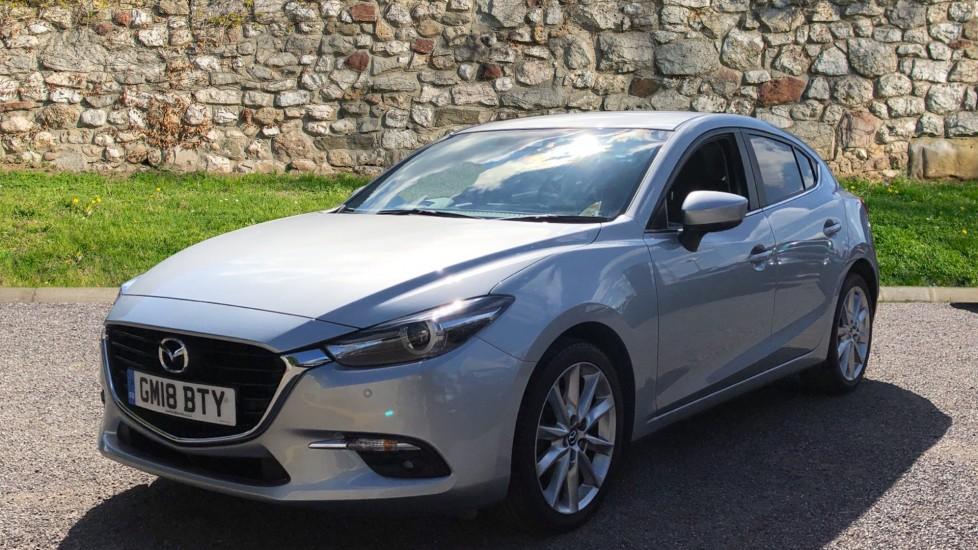 Mazda 3 2.0 Sport Nav 5dr image 3