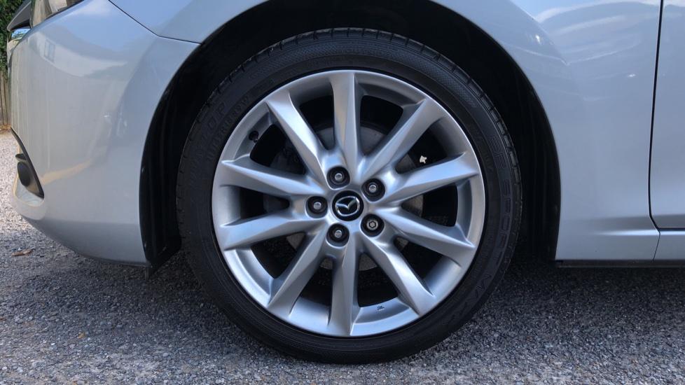Mazda 3 2.0 Sport Nav 5dr image 8