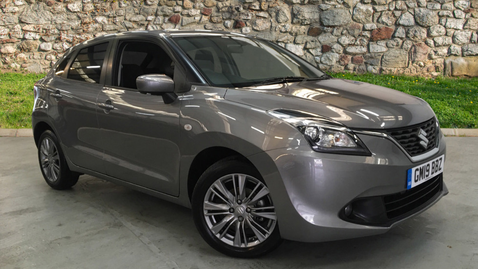 Suzuki Baleno 1.0 Boosterjet SZ-T 5dr Hatchback (2019) image