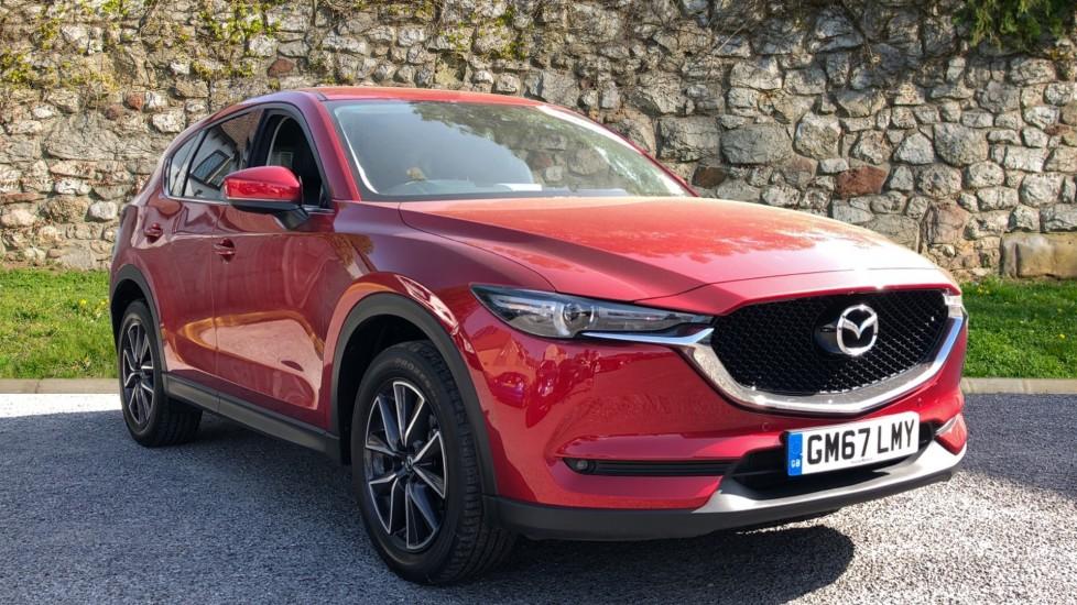 Mazda CX-5 2.2d Sport Nav 5dr Diesel Estate (2018)