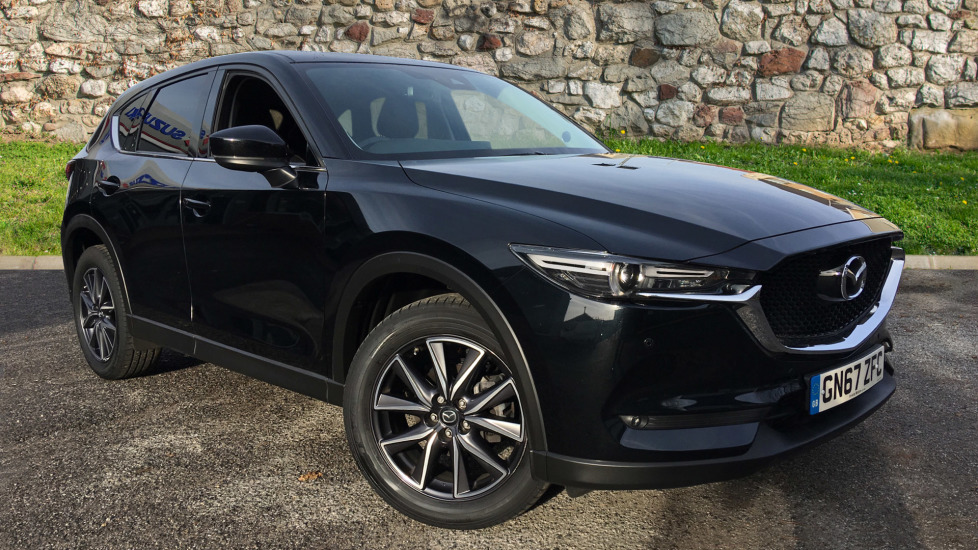 Mazda CX-5 2.2d [175] Sport Nav 5dr AWD Diesel Automatic Estate (2017) image