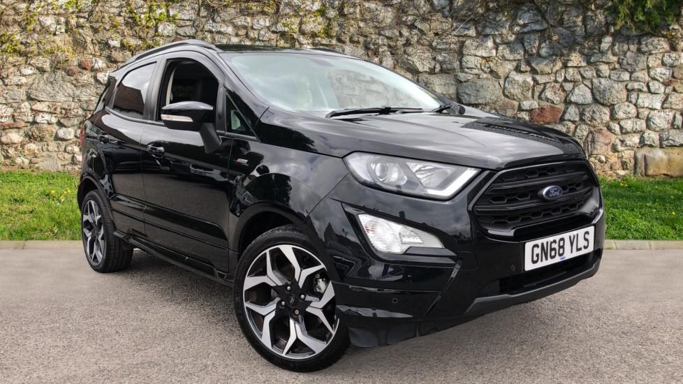 Ford EcoSport 1.0 EcoBoost 140 ST-Line 5dr - Comfort Pack, Ford Keyless Entry & Keyless Start  Hatchback (2018)