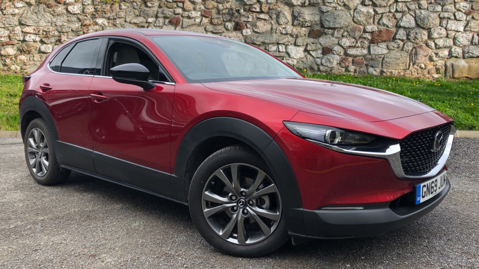 Mazda CX-30 2.0 Skyactiv-X MHEV GT Sport Tech AWD 5 door Hatchback (2020)